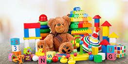 Perlengkapan Anak & Mainan