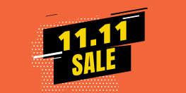 Promo 11.11 Sale